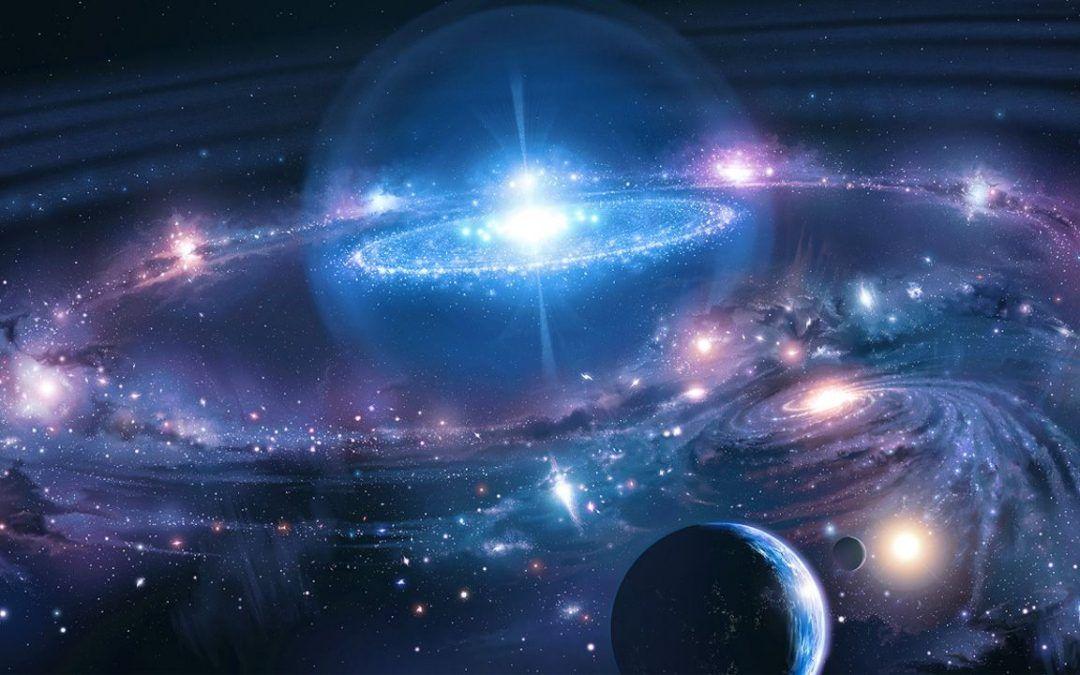 """""""El principio de un viaje de amor cósmico"""""""