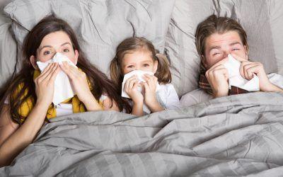 Resfriado, catarro: Significado espiritual, con vídeo —Completo—