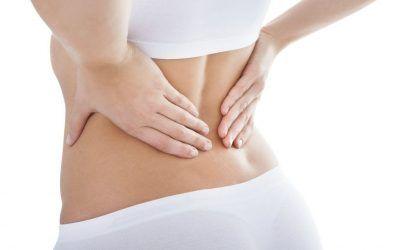 Dolor de espalda baja –  ZONA LUMBAR (cintura)