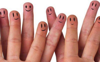 Dedos de las manos (Problemas, dolor) Significado espiritual