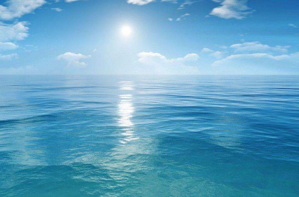 """""""Eres el capitán y el océano"""""""
