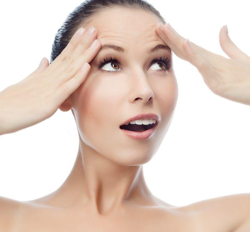 Cómo sanar tus arrugas en la piel