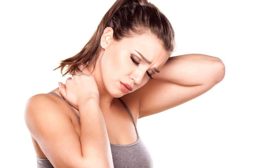 Dolor en el cuello (problemas cervicales) Significado espiritual -Completo-